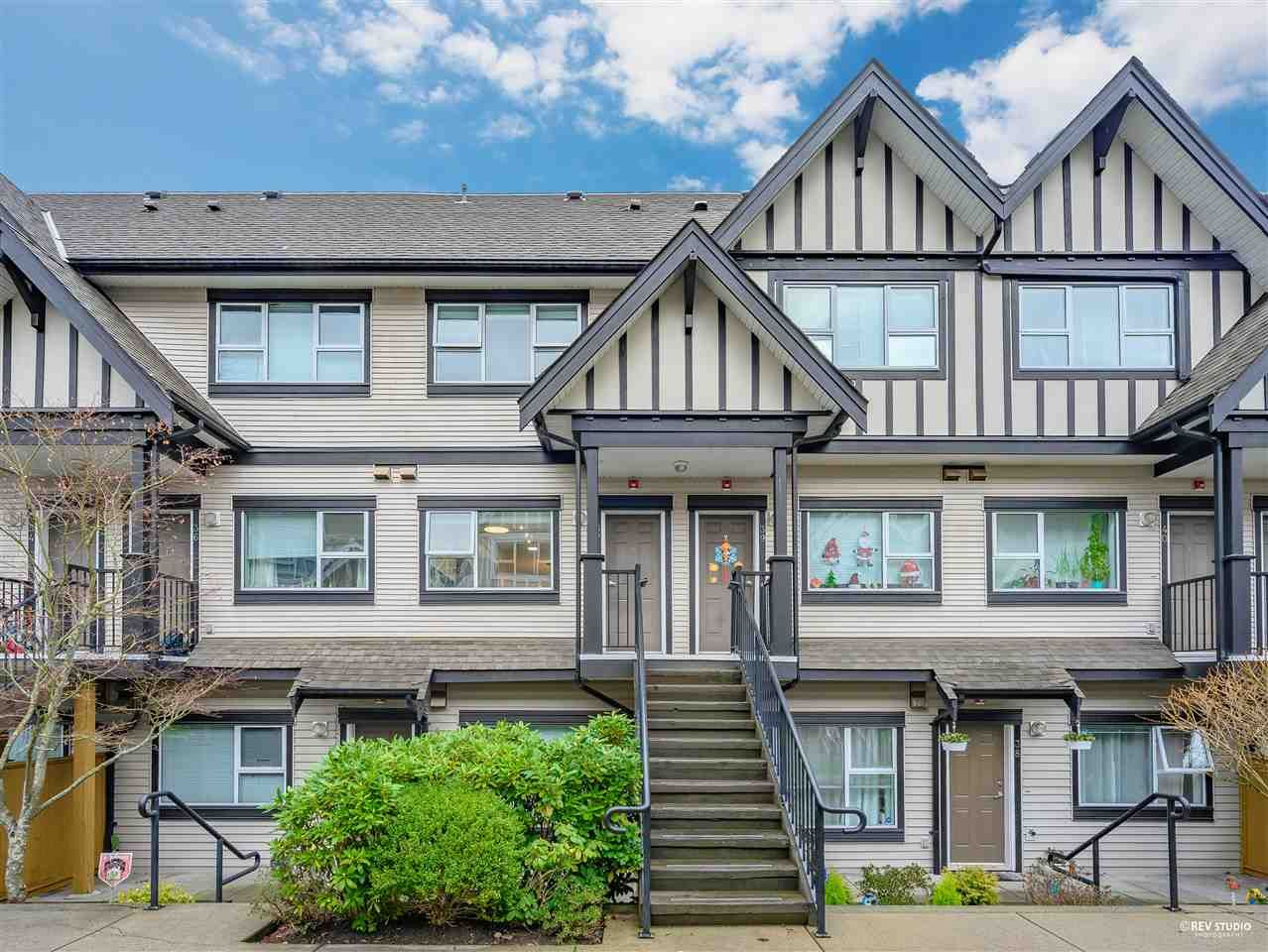 Main Photo: 37 730 FARROW STREET in Coquitlam: Coquitlam West Townhouse for sale : MLS®# R2528929