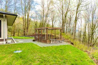 Photo 40: 43207 SALMONBERRY Drive in Chilliwack: Chilliwack Mountain House for sale : MLS®# R2529009