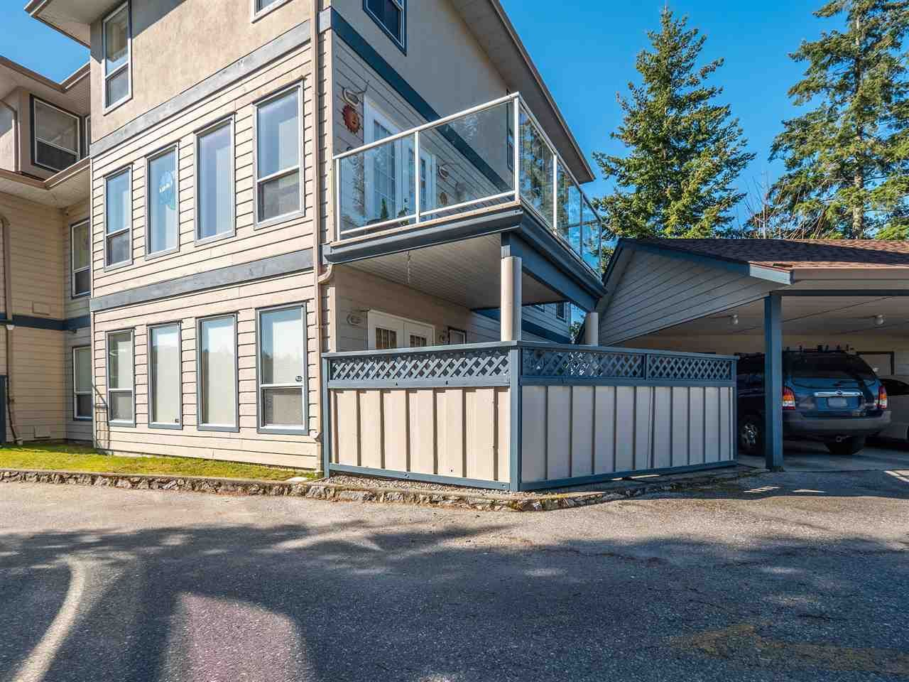 "Photo 1: Photos: 105 5768 MARINE Way in Sechelt: Sechelt District Condo for sale in ""Cypress Ridge"" (Sunshine Coast)  : MLS®# R2446337"