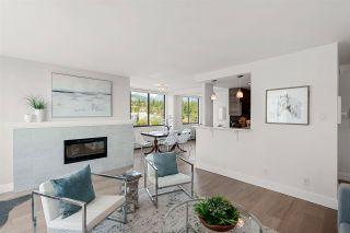 Photo 9: 703 2167 BELLEVUE AVENUE in West Vancouver: Dundarave Condo for sale : MLS®# R2615536