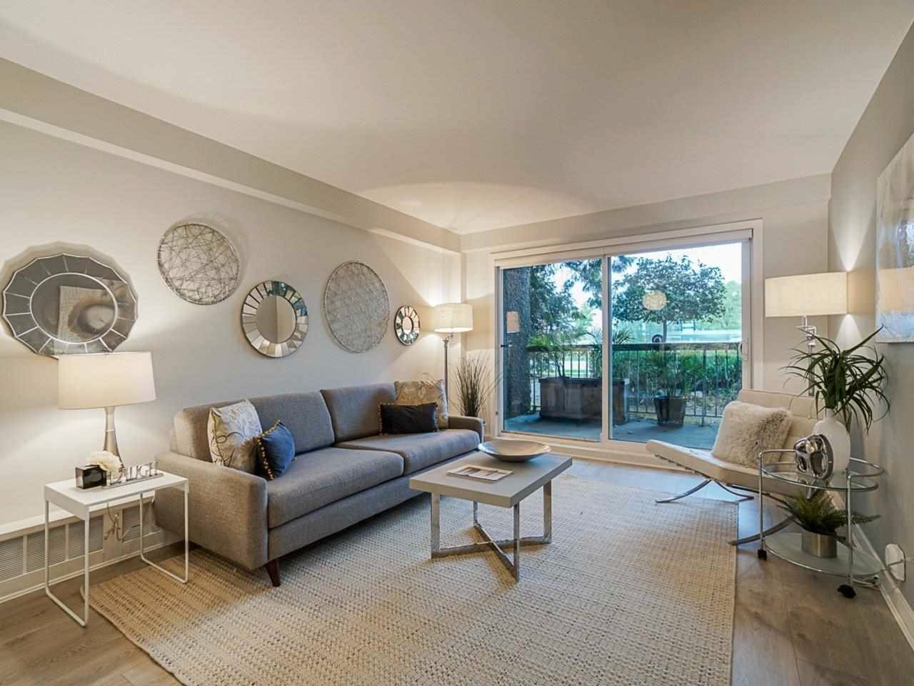 """Main Photo: 101 756 GREAT NORTHERN Way in Vancouver: Mount Pleasant VE Condo for sale in """"Pacific Terraces"""" (Vancouver East)  : MLS®# R2577587"""