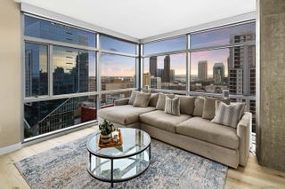 Photo 2: DOWNTOWN Condo for sale : 2 bedrooms : 800 The Mark #1409 in San Diego
