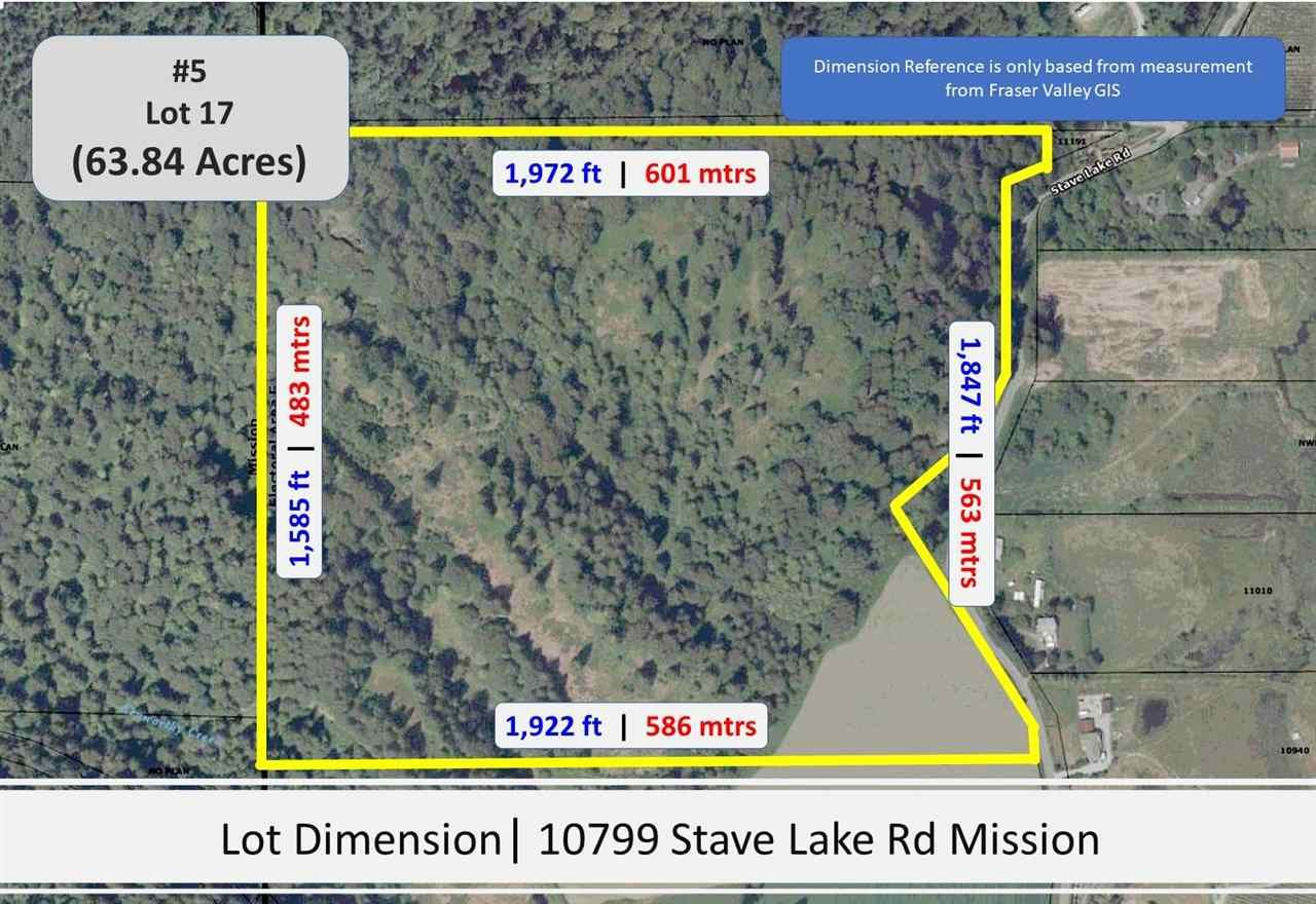 Photo 7: Photos: Sorrel 10577 STAVE LAKE Road in Mission: Durieu Land for sale : MLS®# R2583849