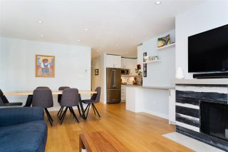 """Photo 5: 216 555 W 14TH Avenue in Vancouver: Fairview VW Condo for sale in """"The Cambridge"""" (Vancouver West)  : MLS®# R2447183"""