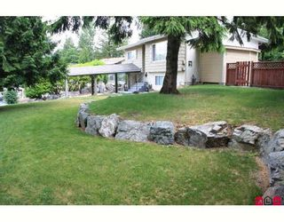 Photo 1: 2967 CASTLE Court in Abbotsford: Abbotsford West House for sale : MLS®# F2914484