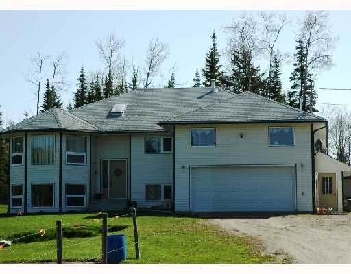 Main Photo: 8805 CLOVER Road in Prince_George: Tabor Lake House for sale (PG Rural East (Zone 80))  : MLS®# N181628