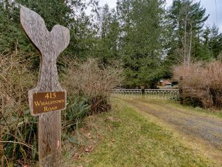 Photo 22: 415 WHALETOWN ROAD in CORTES ISLAND: Isl Cortes Island House for sale (Islands)  : MLS®# 783460