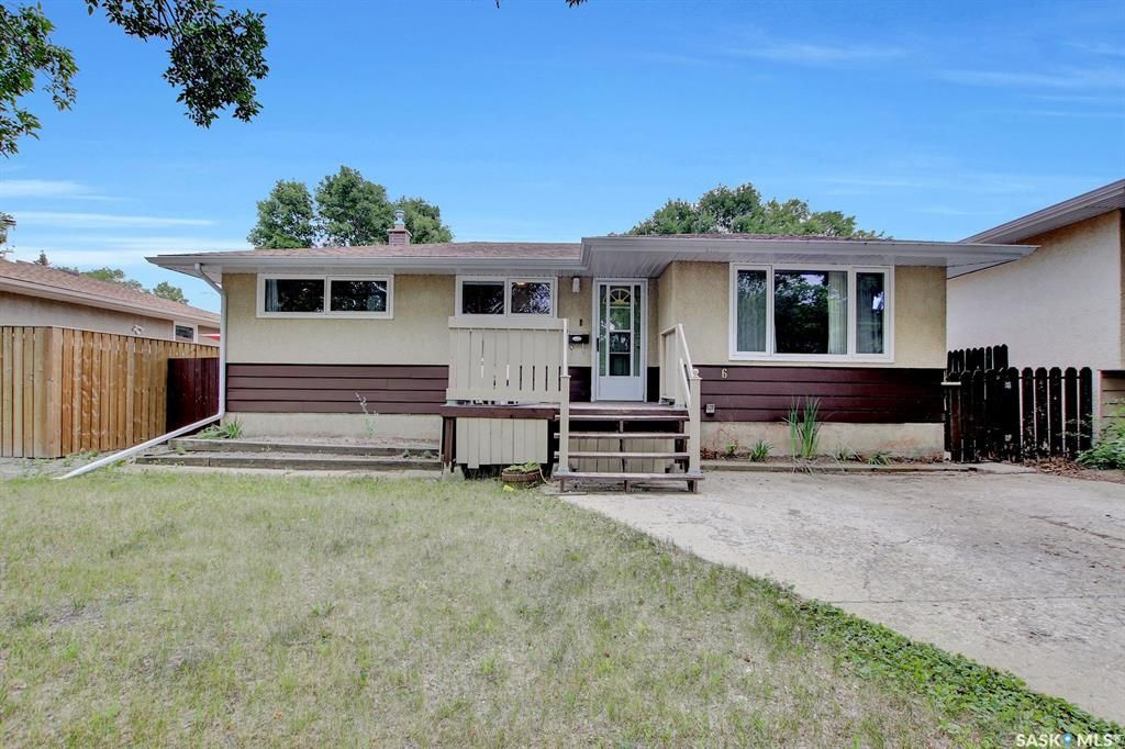 Main Photo: 6 Forsyth Crescent in Regina: Normanview Residential for sale : MLS®# SK863303