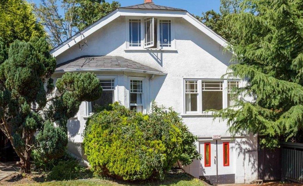 Main Photo: 3834 Quadra St in Victoria: SE High Quadra House for sale (Saanich East)  : MLS®# 792814