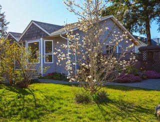 Photo 1: A 2491 Willemar Ave in : CV Courtenay City Half Duplex for sale (Comox Valley)  : MLS®# 873265