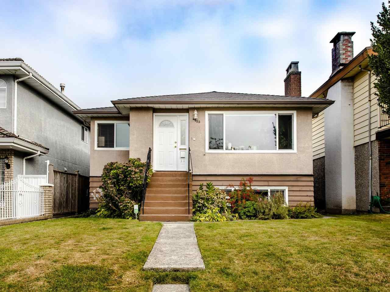 Photo 1: Photos: 4653 UNION STREET in Burnaby: Capitol Hill BN House for sale (Burnaby North)  : MLS®# R2493161