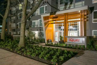 "Photo 1: 122 255 W 1ST Street in North Vancouver: Lower Lonsdale Condo for sale in ""West Quay"" : MLS®# R2515636"