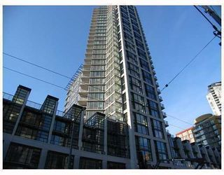 "Photo 1: 1204 1255 SEYMOUR Street in Vancouver: Downtown VW Condo for sale in ""ELAN"" (Vancouver West)  : MLS®# V781955"