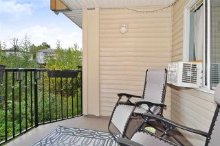 "Photo 17: 409 11595 FRASER Street in Maple Ridge: East Central Condo for sale in ""BRICKWOOD PLACE"" : MLS®# R2419789"