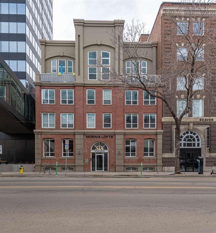 Main Photo: 201 10154 103 Street in Edmonton: Zone 12 Condo for sale : MLS®# E4237279