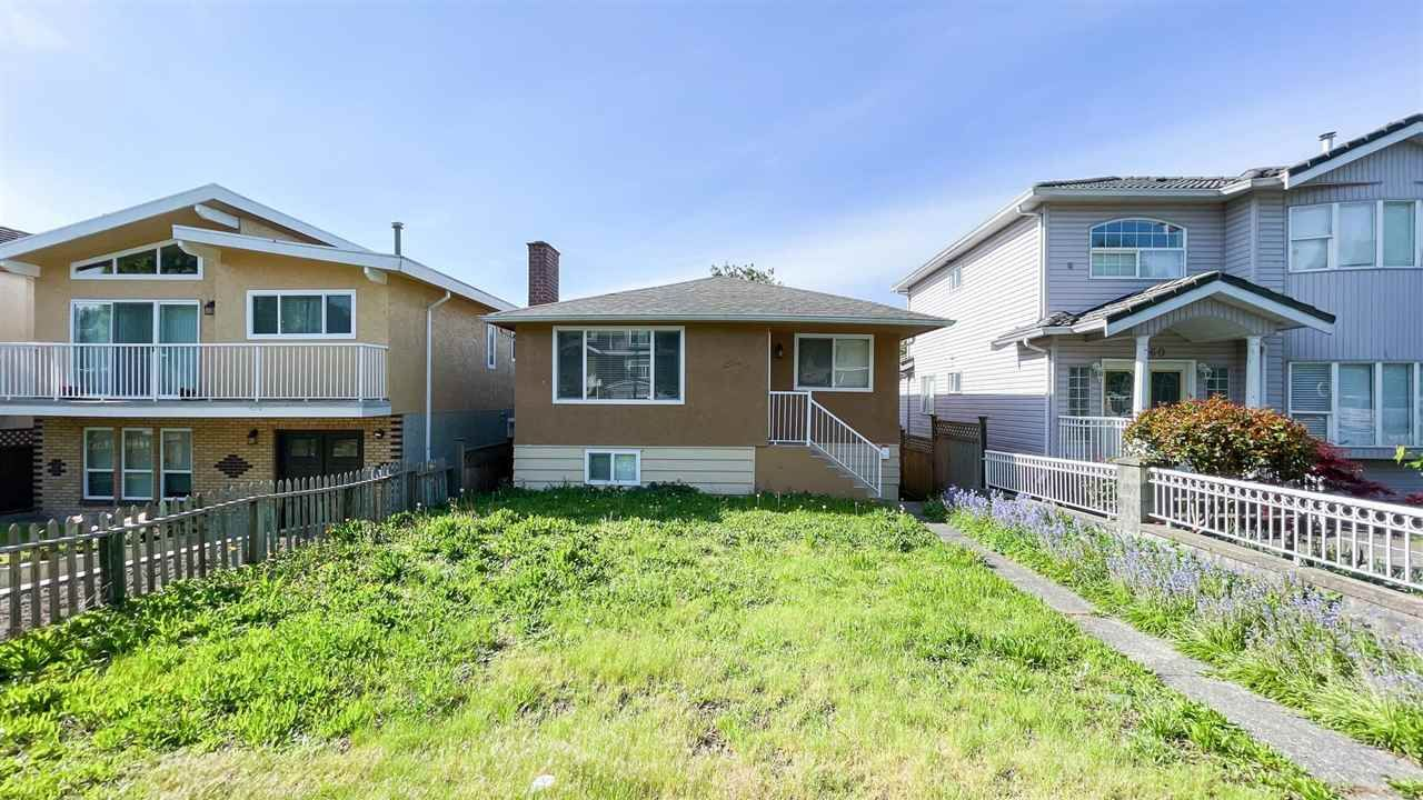 Main Photo: 1266 E 64TH Avenue in Vancouver: South Vancouver House for sale (Vancouver East)  : MLS®# R2579050