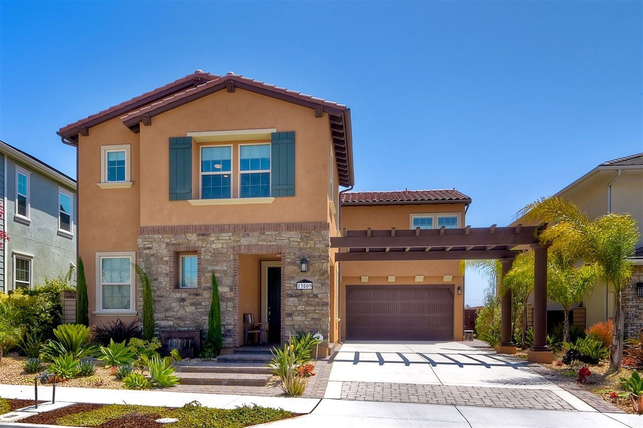 Main Photo: CARMEL VALLEY House for sale : 4 bedrooms : 13509 Cielo Ranch Rd in San Diego
