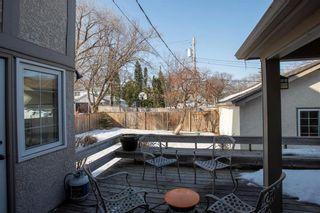 Photo 36: 108 Chataway Boulevard in Winnipeg: Tuxedo Residential for sale (1E)  : MLS®# 202102492