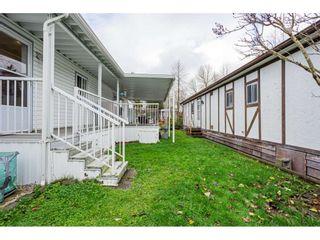 "Photo 22: 32 7850 KING GEORGE Boulevard in Surrey: East Newton Manufactured Home for sale in ""Bear Creek Glen"" : MLS®# R2547682"