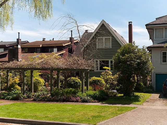 Main Photo: 4650 W 6TH Avenue in Vancouver: Point Grey House for sale (Vancouver West)  : MLS®# V1083352