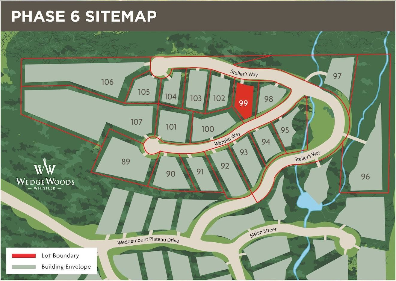 """Main Photo: 9304 STELLER'S Way in Whistler: WedgeWoods Land for sale in """"Wedgewoods"""" : MLS®# R2604453"""
