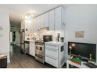 """Photo 5: 404 370 CARRALL Street in Vancouver: Downtown VE Condo for sale in """"21 DOORS"""" (Vancouver East)  : MLS®# V1113227"""