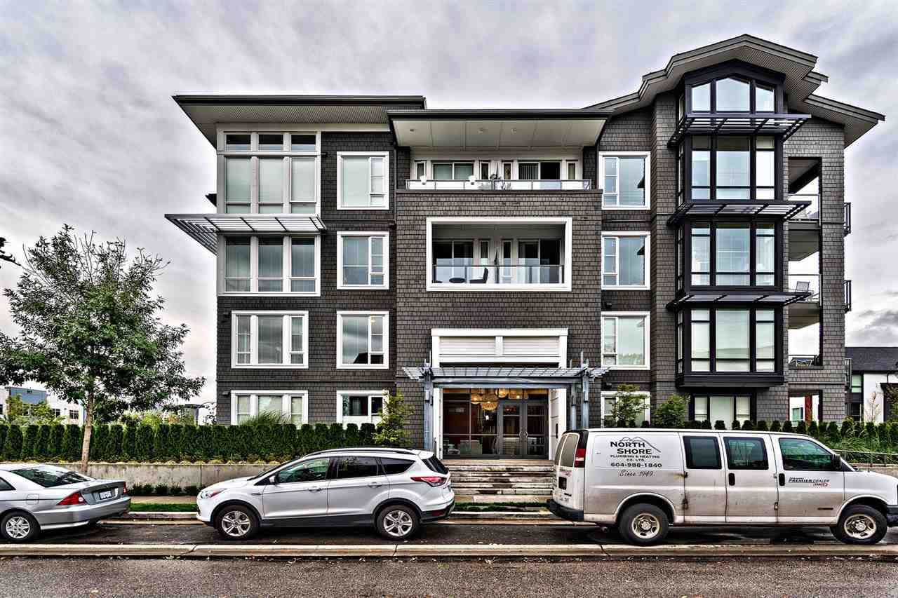 """Main Photo: 202 2307 RANGER Lane in Port Coquitlam: Riverwood Condo for sale in """"FREEMONT GREEN SOUTH"""" : MLS®# R2106533"""