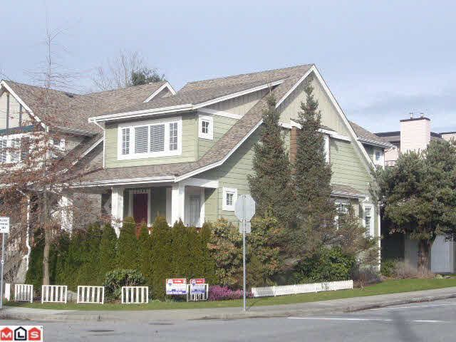Main Photo: 15399 RUSSELL AVENUE in : White Rock House for sale : MLS®# F1104030