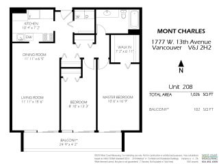 """Photo 19: 208 1777 W 13TH Avenue in Vancouver: Fairview VW Condo for sale in """"Mount Charles"""" (Vancouver West)  : MLS®# R2341355"""