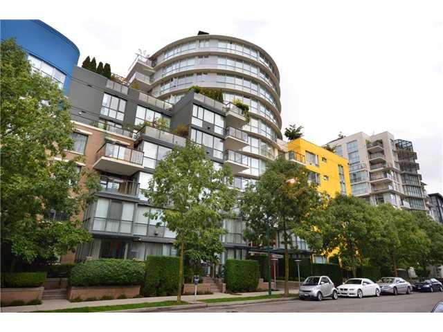 Main Photo: 213 1485 W 6TH Avenue in Vancouver: False Creek Condo for sale (Vancouver West)  : MLS®# V913670