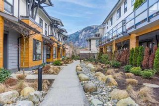 """Photo 1: 74 1188 MAIN Street in Squamish: Downtown SQ Condo for sale in """"Soleil at Coastal Village"""" : MLS®# R2622811"""