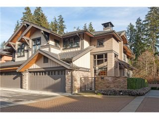 Photo 1: #22-555 Raven Woods Dr in North Vancouver: Roche Point Townhouse for sale : MLS®# V1101407