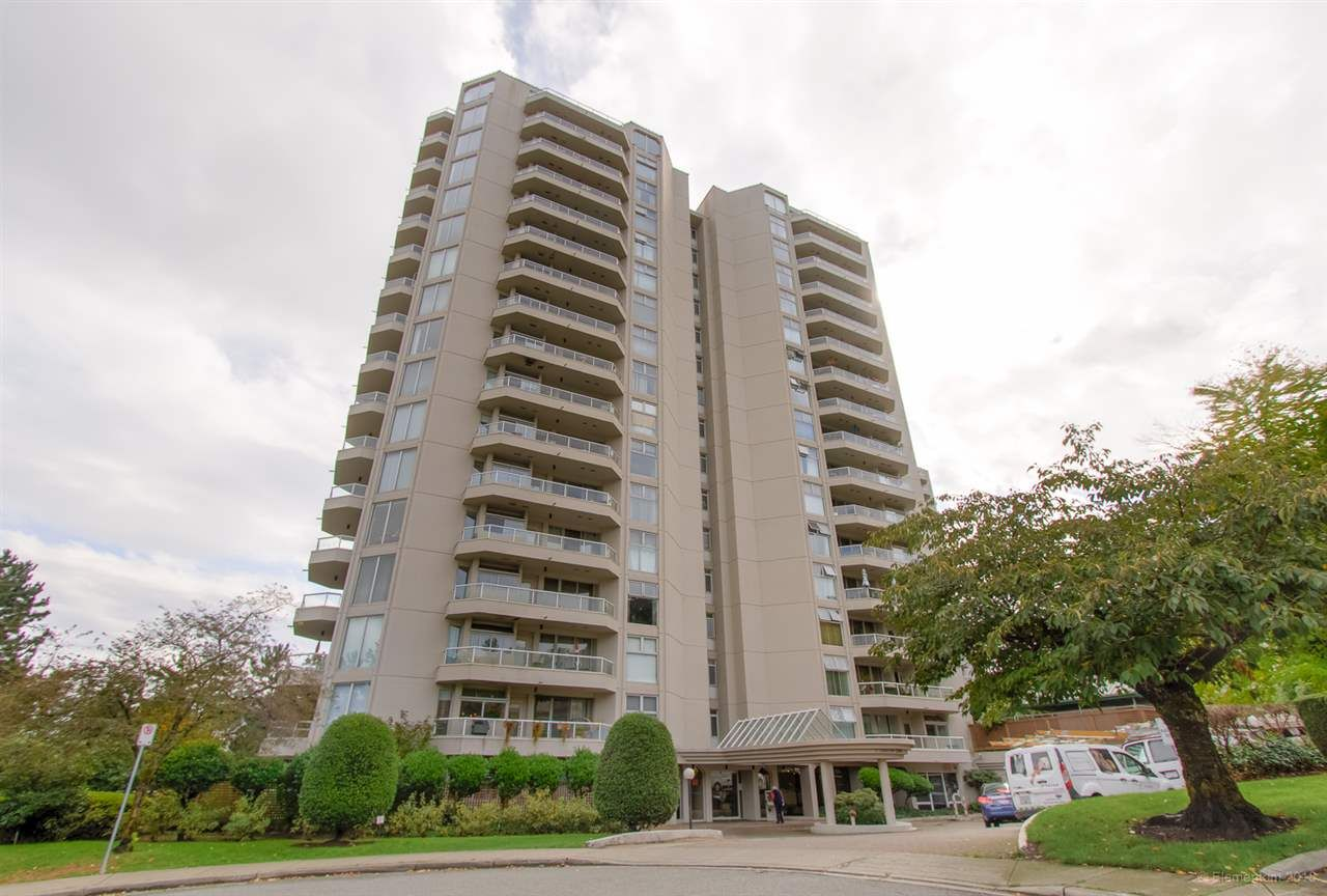 """Main Photo: 504 71 JAMIESON Court in New Westminster: Fraserview NW Condo for sale in """"PALACE QUAY"""" : MLS®# R2503066"""