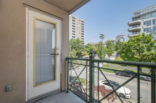 """Photo 18: 313 332 LONSDALE Avenue in North Vancouver: Lower Lonsdale Condo for sale in """"CALYPSO"""" : MLS®# R2598785"""