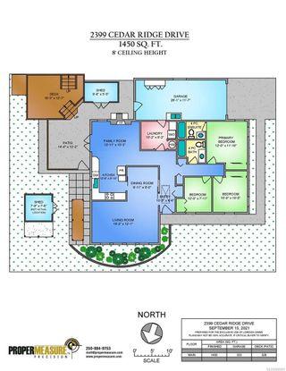 Photo 39: 2399 Cedar Ridge Dr in : Sk Broomhill House for sale (Sooke)  : MLS®# 886091