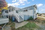 Main Photo: 34 7390 West Saanich Rd in : CS Brentwood Bay Manufactured Home for sale (Central Saanich)  : MLS®# 885948