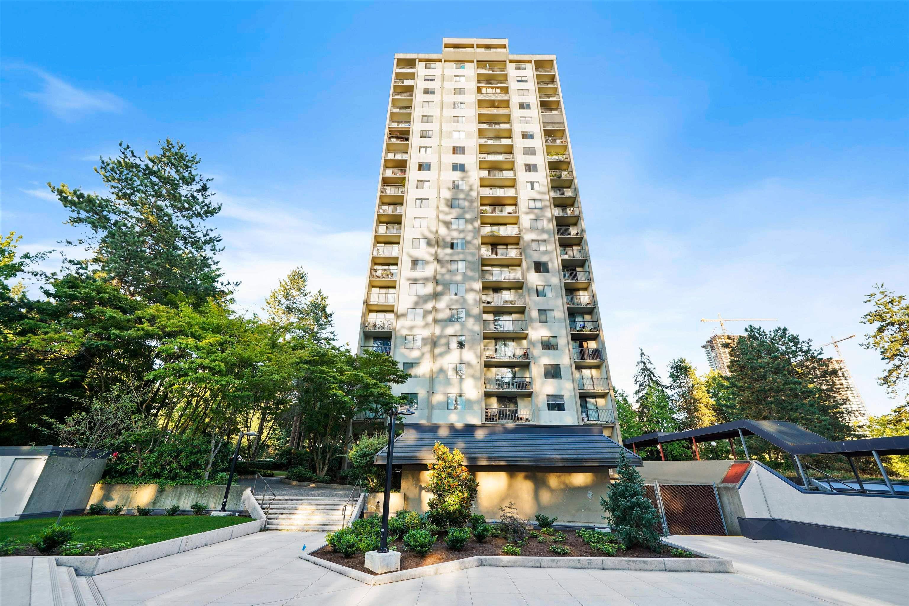 Main Photo: 505 9595 ERICKSON Drive in Burnaby: Sullivan Heights Condo for sale (Burnaby North)  : MLS®# R2621758