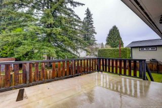 Photo 22: 1189 BRISBANE Avenue in Coquitlam: Harbour Chines House for sale : MLS®# R2522091
