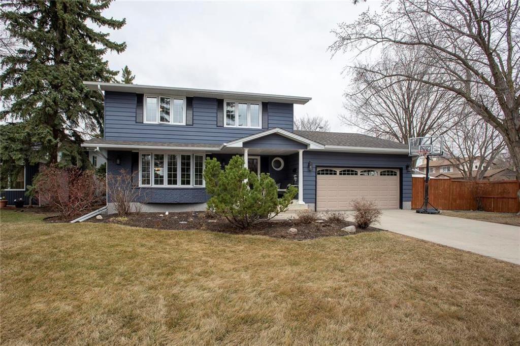 Main Photo: 3277 Assiniboine Avenue in Winnipeg: Westwood Residential for sale (5G)  : MLS®# 202108021