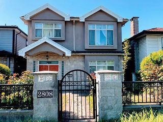 """Main Photo: 2808 E BROADWAY in Vancouver: Renfrew Heights House for sale in """"""""SECURED MARKET RENTAL"""" DEVELOPMENT SITE"""" (Vancouver East)  : MLS®# R2570692"""