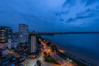 """Photo 3: 1901 1835 MORTON Avenue in Vancouver: West End VW Condo for sale in """"Ocean Towers"""" (Vancouver West)  : MLS®# R2580468"""