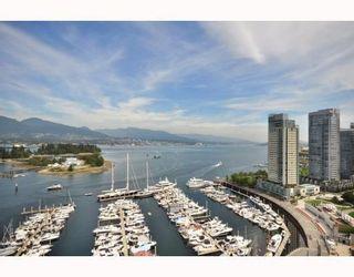 Photo 2: # 2201 590 NICOLA ST in Vancouver: Condo for sale : MLS®# V781511