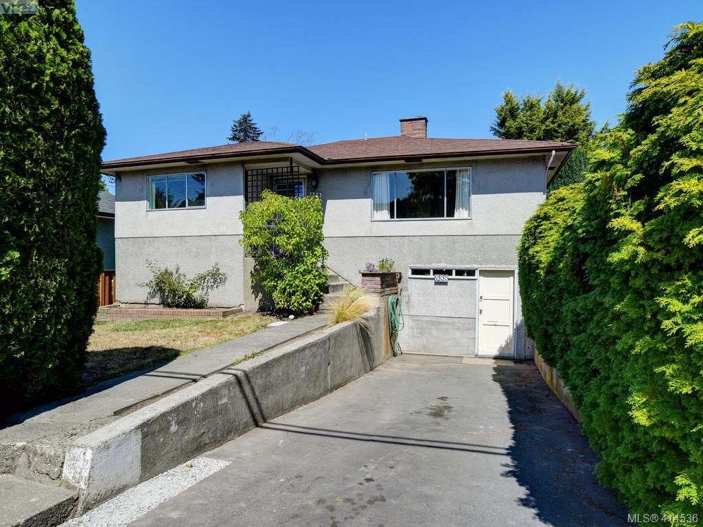 Main Photo: 888 Darwin Ave in VICTORIA: SE Swan Lake House for sale (Saanich East)  : MLS®# 822110