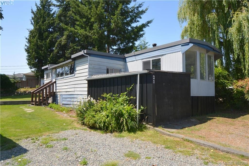 Main Photo: 21 2206 Church Rd in SOOKE: Sk Broomhill Manufactured Home for sale (Sooke)  : MLS®# 810802