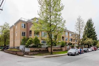 """Photo 1: 108 2340 HAWTHORNE Avenue in Port Coquitlam: Central Pt Coquitlam Condo for sale in """"BARRINGTON PLACE"""" : MLS®# R2177067"""