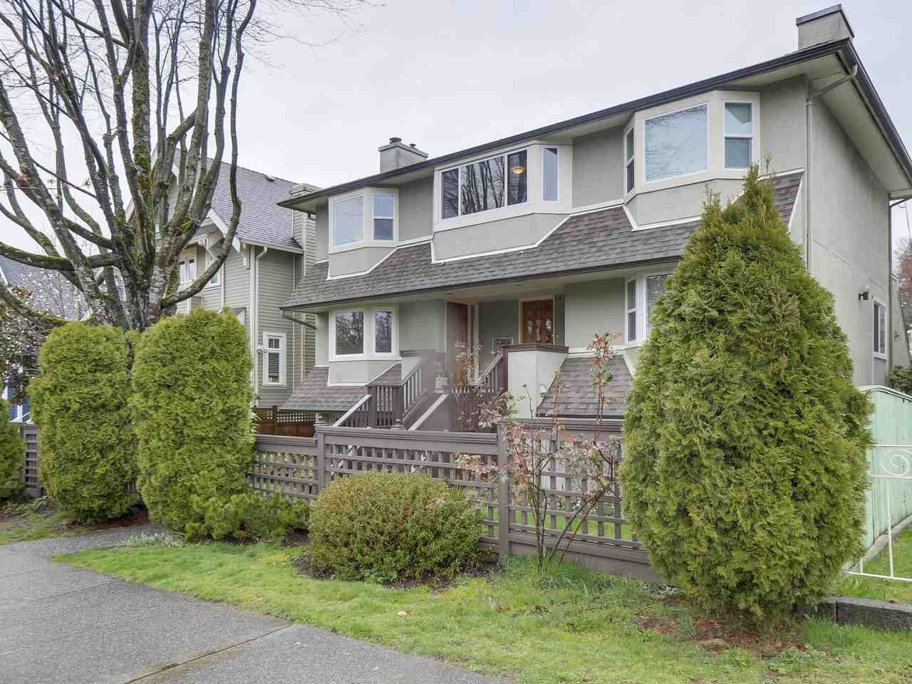 Main Photo: 55 W 15TH AVENUE in : Mount Pleasant VW Residential Attached for sale : MLS®# R2255188