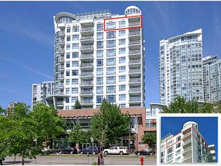 FEATURED LISTING: 1607 - 189 DAVIE Street Vancouver