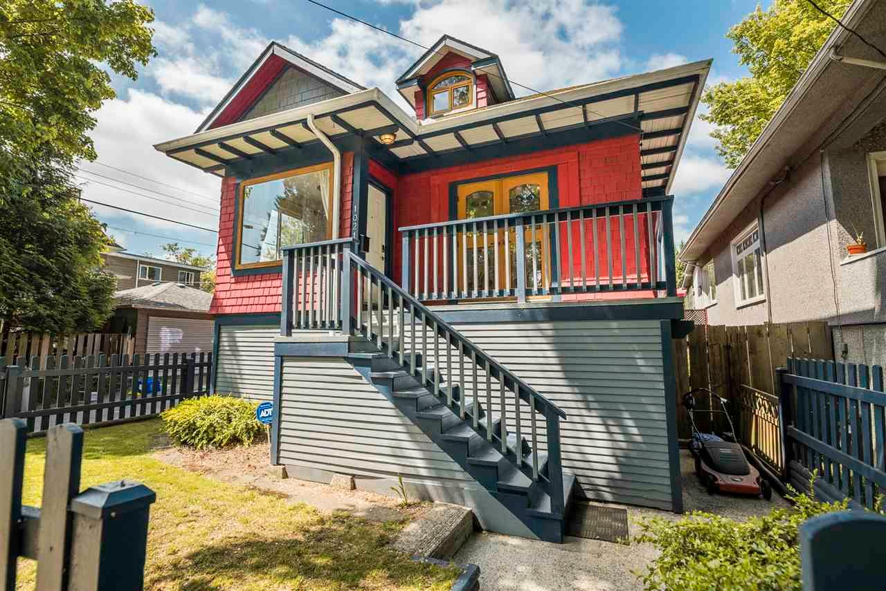 """Main Photo: 1021 SEMLIN Drive in Vancouver: Grandview Woodland House for sale in """"COMMERCIAL DRIVE"""" (Vancouver East)  : MLS®# R2584529"""