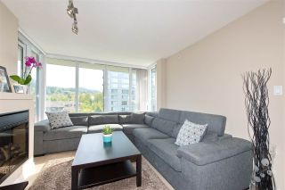 """Photo 2: 707 651 NOOTKA Way in Port Moody: Port Moody Centre Condo for sale in """"SAHALEE"""" : MLS®# R2361626"""