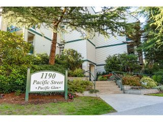Photo 1: 114 1190 PACIFIC STREET in Coquitlam: North Coquitlam Condo for sale : MLS®# R2004781